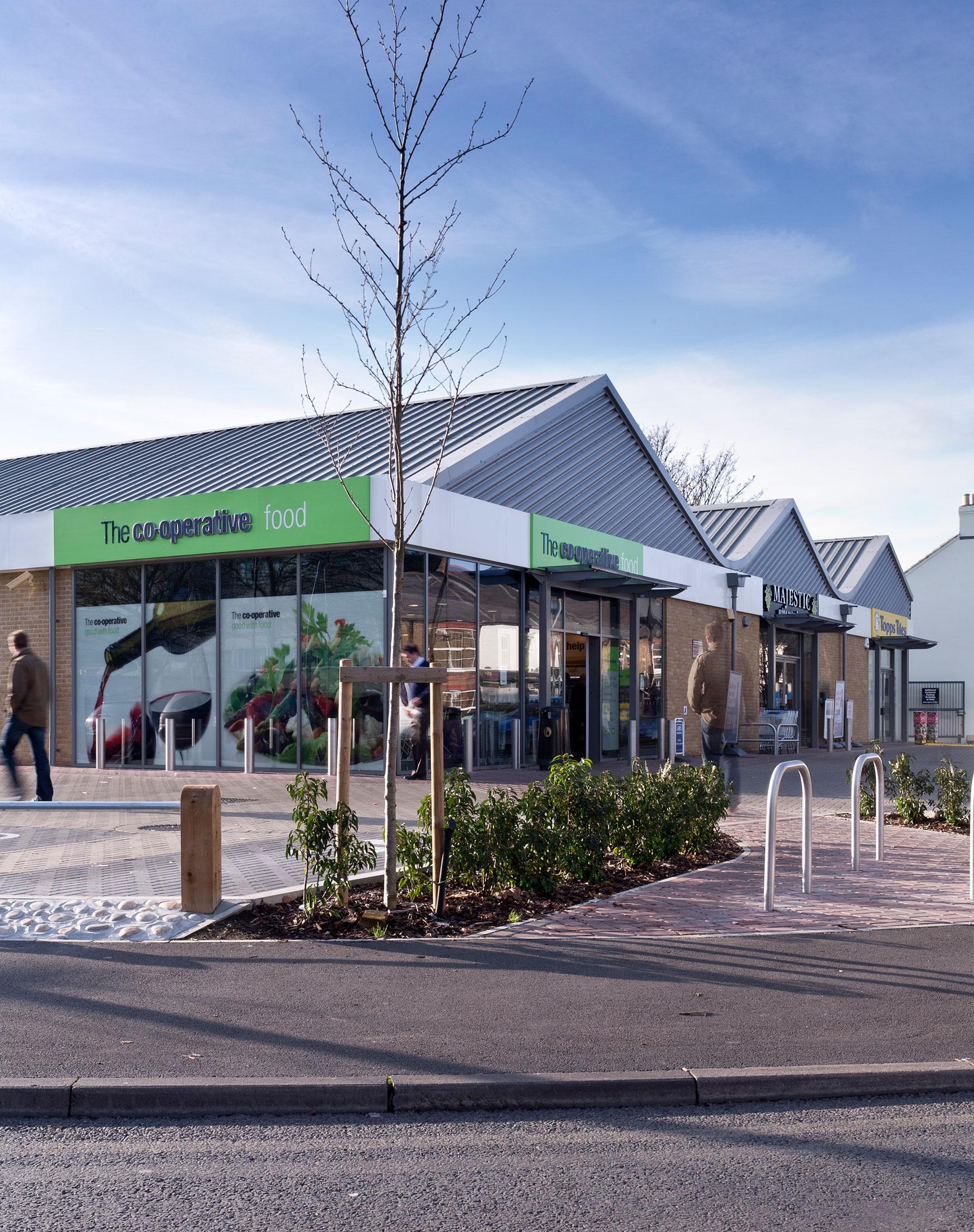 Retail Park Windsor Principal Construction Contractors London Home Counties