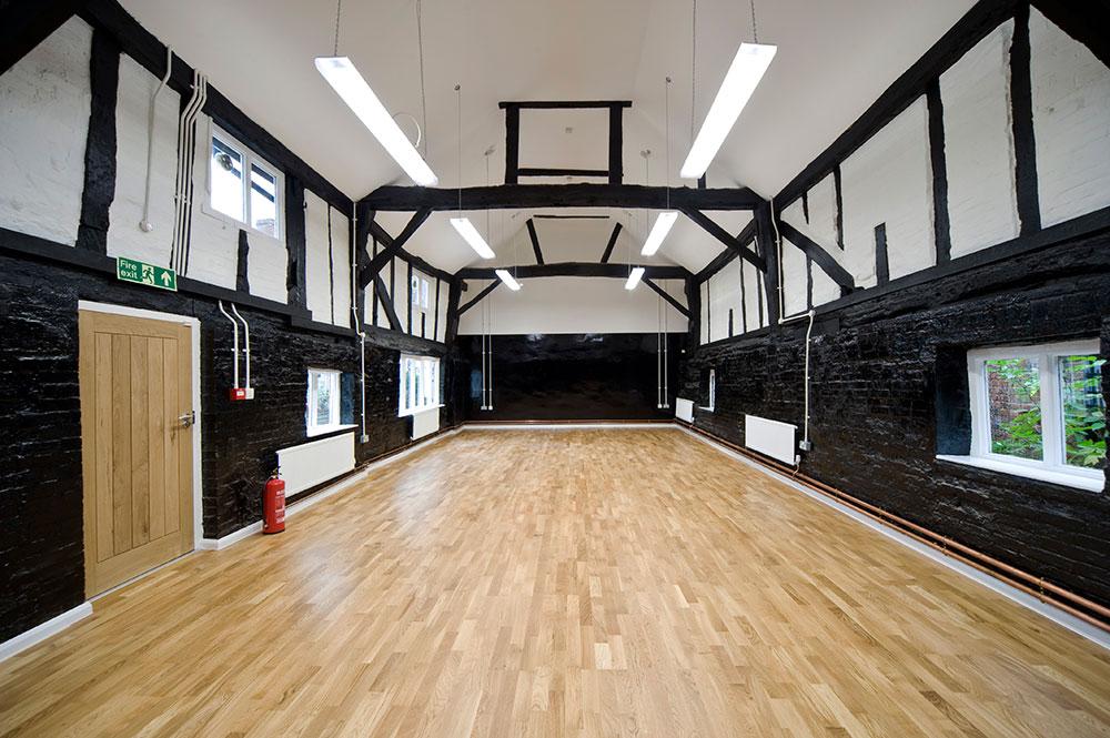 Listed Building Refurbishment For Stevenage School