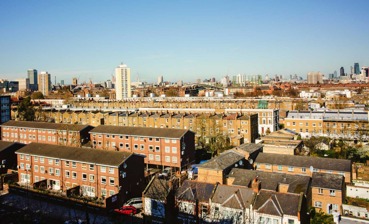 The density debate: how should London grow?