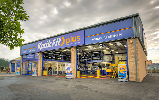 Conamar completes first new concept Kwik Fit Facility