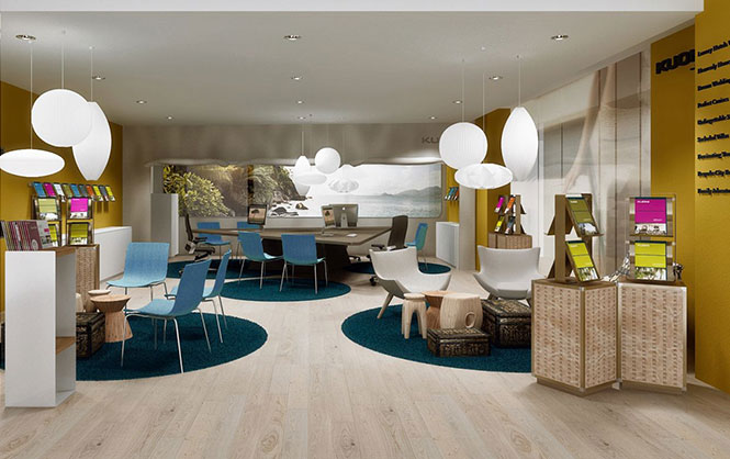 Conamar Completes Work on New Kuoni Concession in Four John Lewis Stores