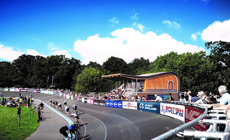 Conamar Appointed for Herne Hill Velodrome Revamp
