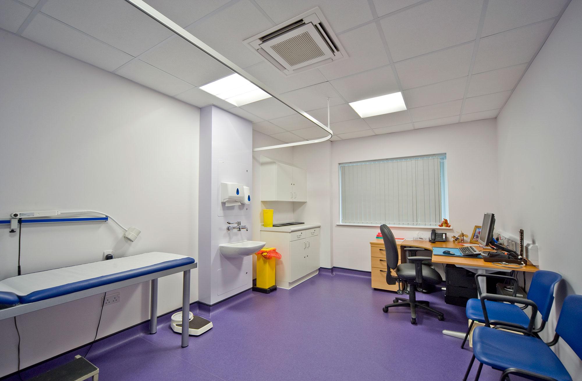 Doctor Clinic Refurbishment