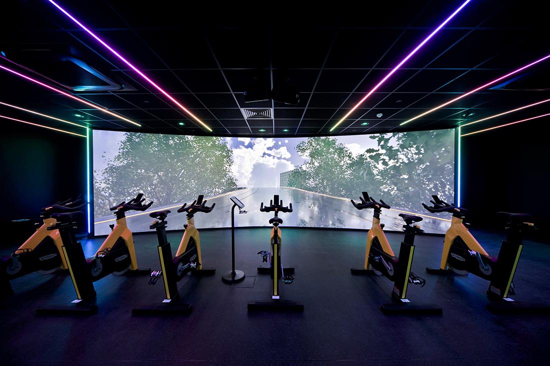 Flitwick Leisure Studio New Spin Studio