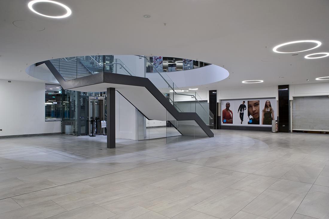 Shopping Centre Refurbishment