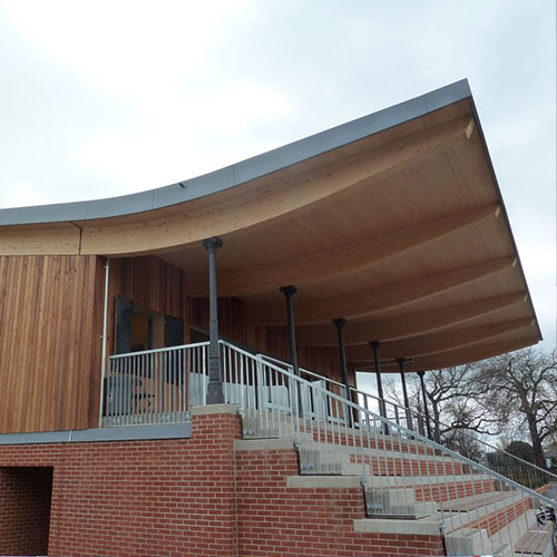 Herne Hill Pavillion New Build