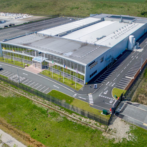 MBDA Logistics North New Build