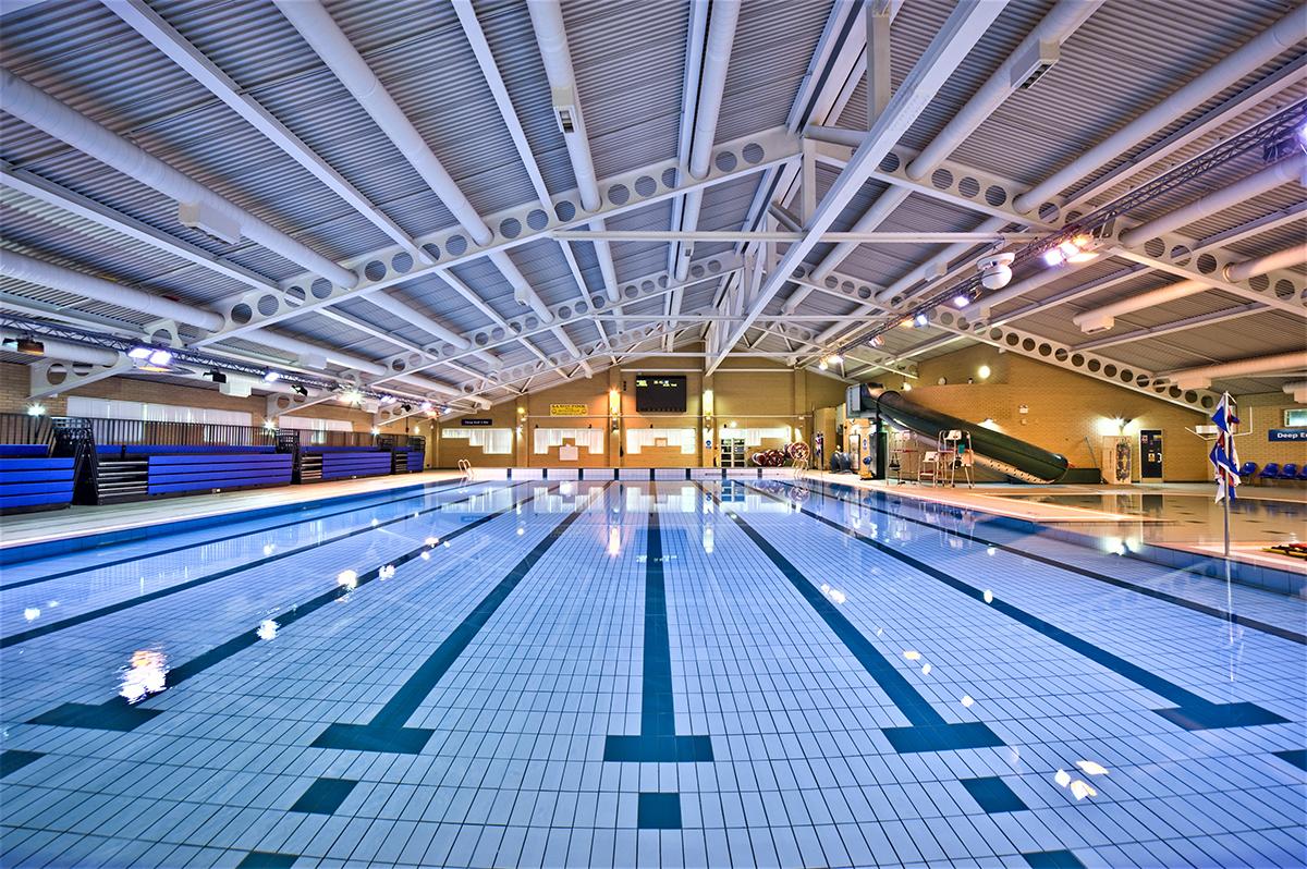 Saxon Pool Refurbishment